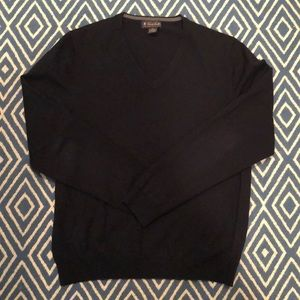 Brooks Brothers Extra Fine Italian Merino Sweater
